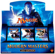 Sealed Product: Modern Masters 2017 Booster Box