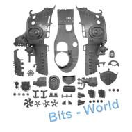 Warhammer Bits: Kharadron Overlords Arkanaut Ironclad - Hull