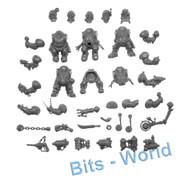 Warhammer Bits: Kharadron Overlords Arkanaut Ironclad - Crew