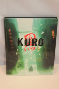 KURO RPG CORE RULEBOOK CUBICLE SEVEN (U-B10S5 183127)