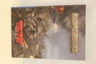 FLAMES OF WAR - ATLANTIK WALL HARDCOVER BOOK (U-B1S2 183691)