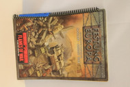 FLAMES OF WAR - FESTUNG EUROPA SOFTCOVER SPIRALBOUND BOOK (U-B1S2 183695)