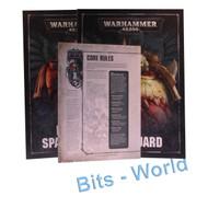 WARHAMMER 40K BITS: DARK IMPERIUM BOOKLETS