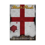Blood & Plunder: English Activation Deck