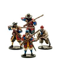 Blood & Plunder: English Militia