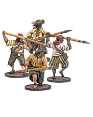 Blood & Plunder: Spanish Lanceros