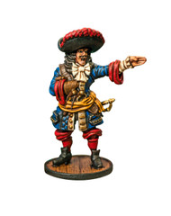 Blood & Plunder: French Buccaneer Commander