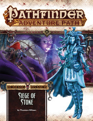Pathfinder: Adventure Path - Ironfang Invasion Part 4 - Siege of Stone