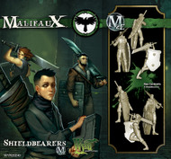 Malifaux: Resurrectionists - Shieldbearers