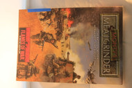 FLAMES OF WAR - MONTY'S MEATGRINDER SOFTCOVER BOOK (U-B1S2 183709)
