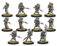 Hordes: Grymkin - Hollowmen & Lantern Man