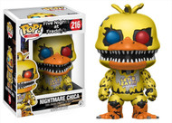 Pop! Five Nights At Freddy's: Nightmare Chica Vinyl Figure