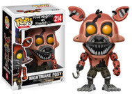 Pop! Five Nights at Freddy's: Nightmare Foxy Vinyl Figure