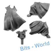 WARHAMMER BITS - HIGH ELVES ARCHMAGE & MAGE - TORSO & LEGS RIDING