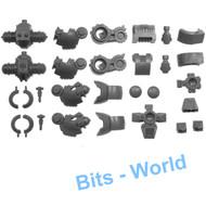 Warhammer 40k Bits: Space Marines Primaris Redemptor Dreadnought - Hips / Legs / Feet