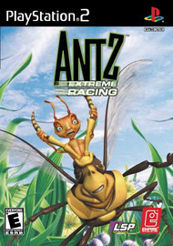 Antz Extreme Racing (Playstation 2) - LOOSE