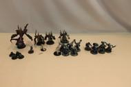 Hordes Legion of Everblight Lot - Abyslonia / Warmongers / Extreme Carnivean (U-B3S1 187092)