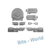WARHAMMER 40K BITS: SPACE MARINES REPULSOR - TWIN HEAVY BOLTER/TWIN LASCANNON