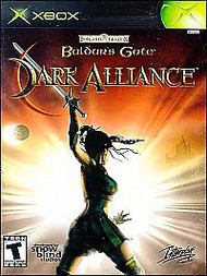 Baldur's Gate Dark Alliance (Xbox) - CIB