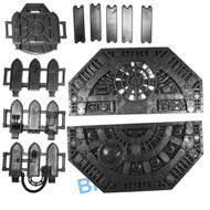 Warhammer 40k Bits: Terrain Ferratonic Furnace - Platform & Walls