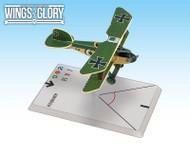 Wings of Glory: Albatros DIII(Gruber)
