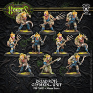 Hordes: Grymkin - Dread Rots Unit