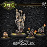 Hordes: Grymkin - Mad Caps - Weapon Crew