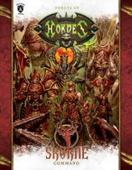 Hordes: Skorne - Forces of Hordes - Skorne Command (Softcover)