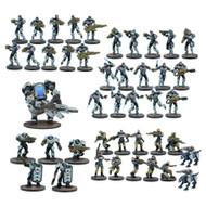 Warpath: Enforcer Starter Force Set