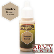 Army Painter: Warpaints: Banshee Brown 18ml