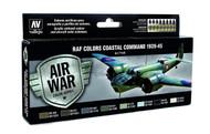 Vallejo Paints: Air War Colors: Coastal Command 1939-45