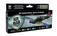 Vallejo Paints: Air War Colors: Special Battle of Britain