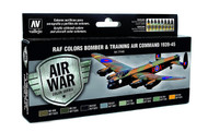 Vallejo Paints: Air War Colors: Bomber Air Command & Training Air Command 1939-45