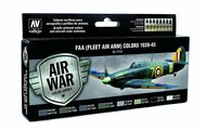 Vallejo Paints: Air War Colors: Fleet Air Arm (FAA) 1939-45