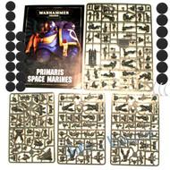 Warhammer 40K Bits: Dark Imperium - Primaris Space Marine Half Box