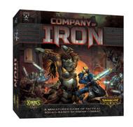 Warmachine: Accessories - Company of Iron