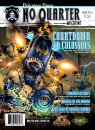 No Quarter: No Quarter Magazine #41