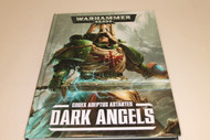 Warhammer 40k 40000 Codex Adeptus Astartes Dark Angels 7th Edition (U-B5S2 195972)