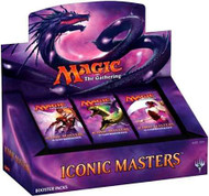 Magic The Gathering Sealed: Iconic Masters - Booster Box