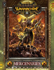 Warmachine: Accessories - Forces of WARMACHINE: Mercenaries (Soft Cover)