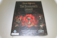 40K Dark Heresy The Haarlocks Legacy Trilogy Hardcover Sealed (U-B2S4 196985)
