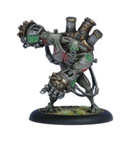 Cryx: Brute Thrall - Cryx Mechanithrall Weapon Attachment