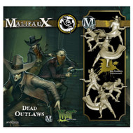 Malifaux: Outcasts - Dead Outlaws