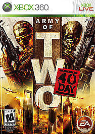 Army of Two: The 40th Day (Xbox 360) - CIB