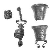 Warhammer Bits: Maggotkin Of Nurgle Great Unclean One - Doomsday Bell