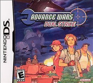 Advance Wars Dual Strike (Nintendo DS) - CIB