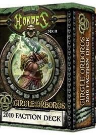 HORDES MKII – 2010 Circle Orboros Deck