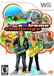 Active Life: Extreme Challenge (Wii) - CIB