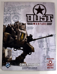 Dust Warfare Core Rulebook (U-B1S2 203239)