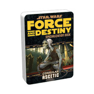 Star Wars: Force and Destiny - Specialization Deck: Ascetic